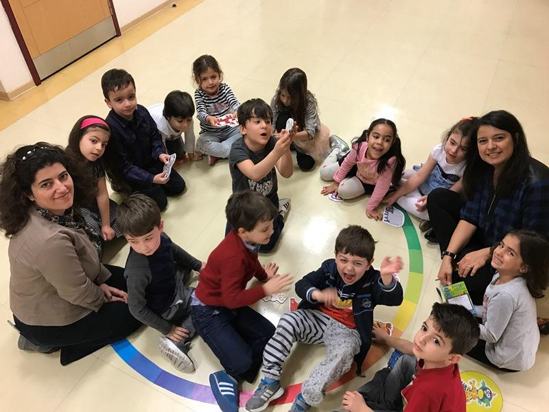 Mimoza Sınıfı Aile Katılımı